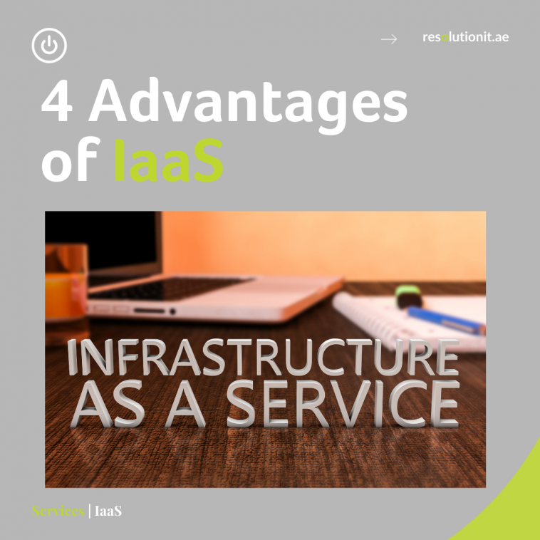 4 Advantages of IaaS