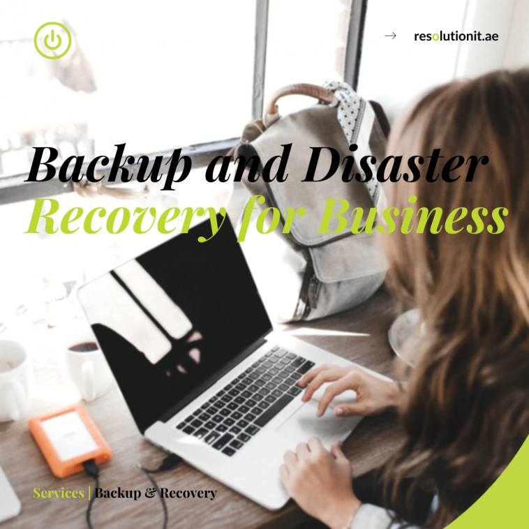 Backup and Disaster Recovery for Business.