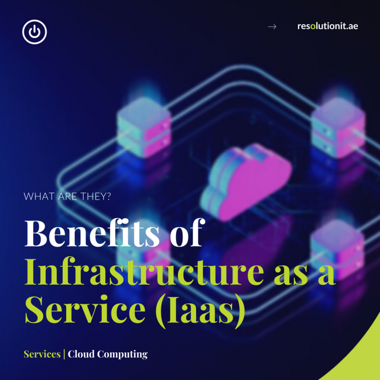 Infrastructure as a Service (IaaS) Dubai
