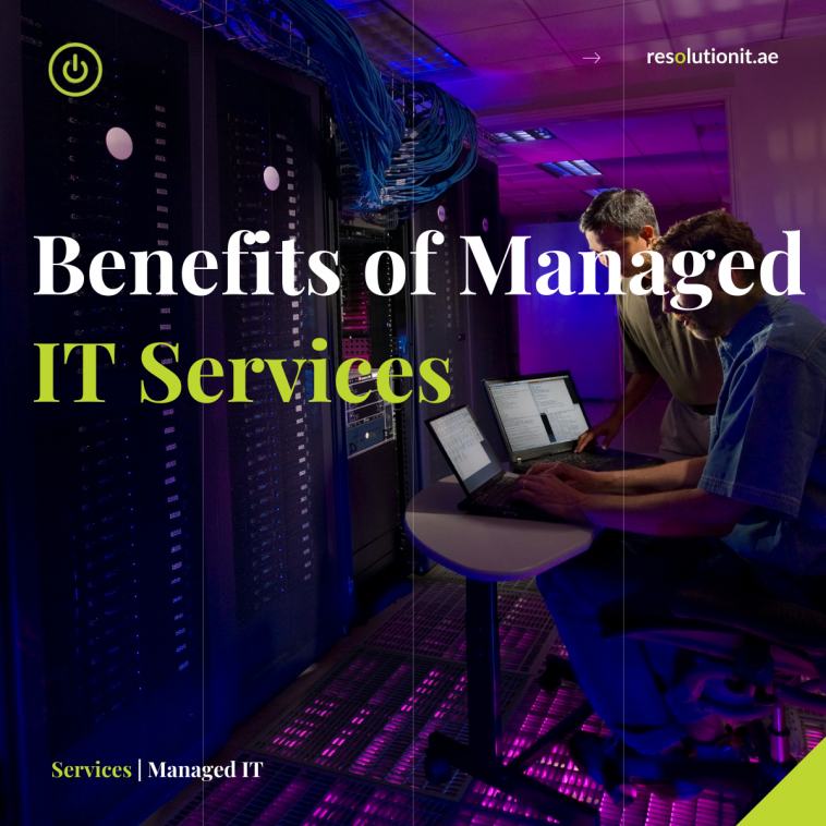 Benefits of Managed IT services to SMBs