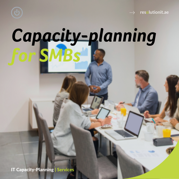 Benefits of capacity-planning for SMBs