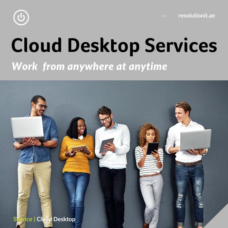 Cloud Desktop Services