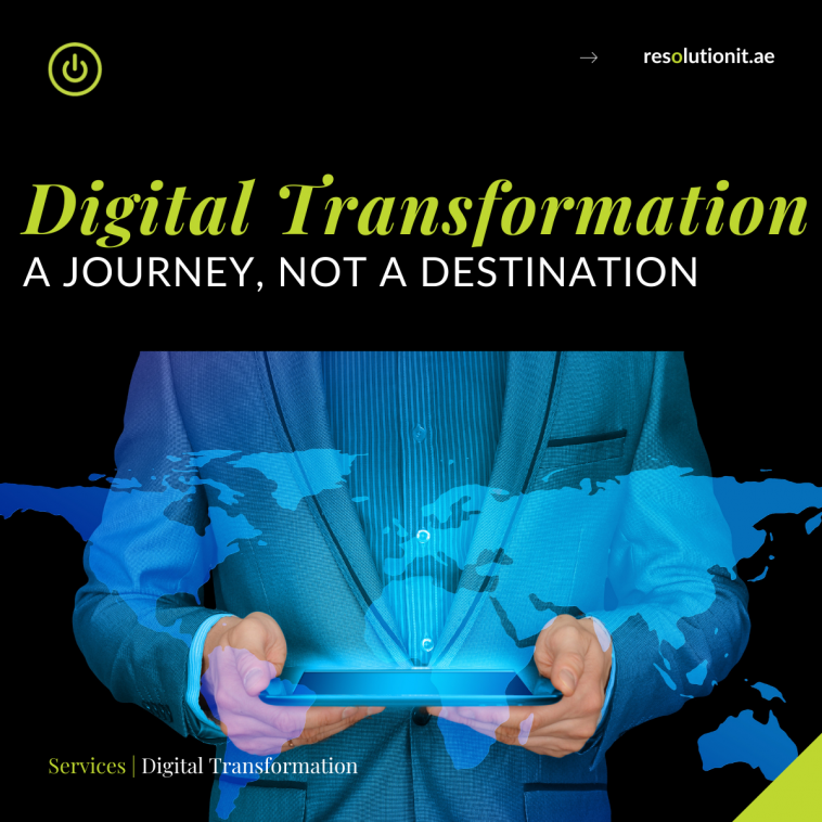 Digital Transformation  in Dubai