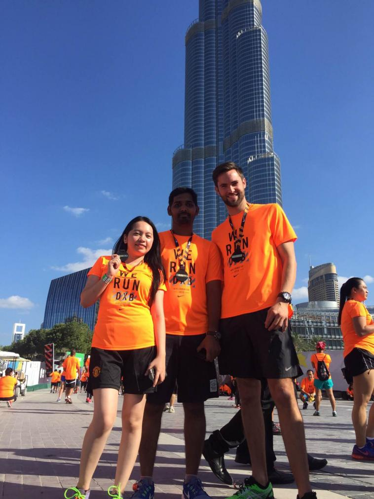 Resolution IT Run Dubai