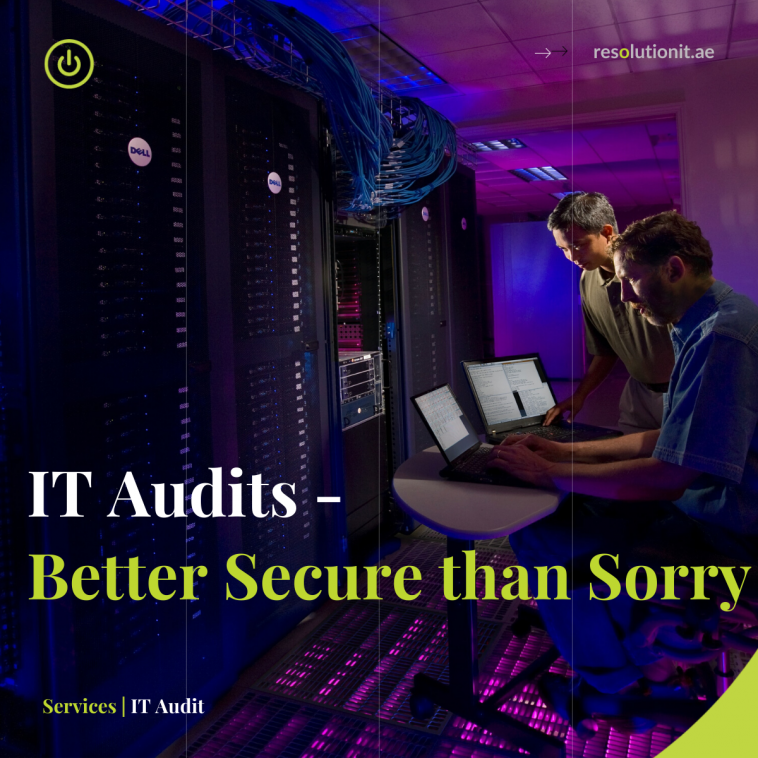 IT Audit in Dubai