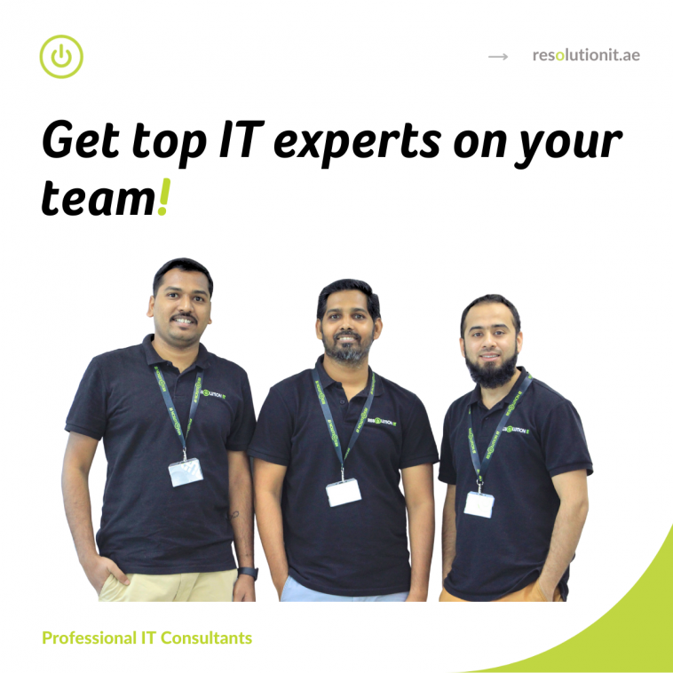 Resolution IT  - IT Experts