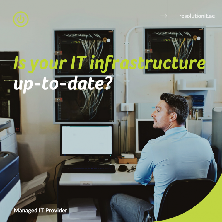 Is your technology infrastructure up-to-date?