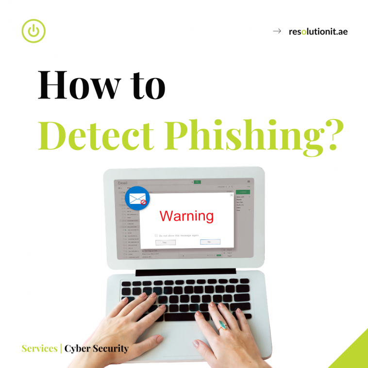 How to detect Phishing attack