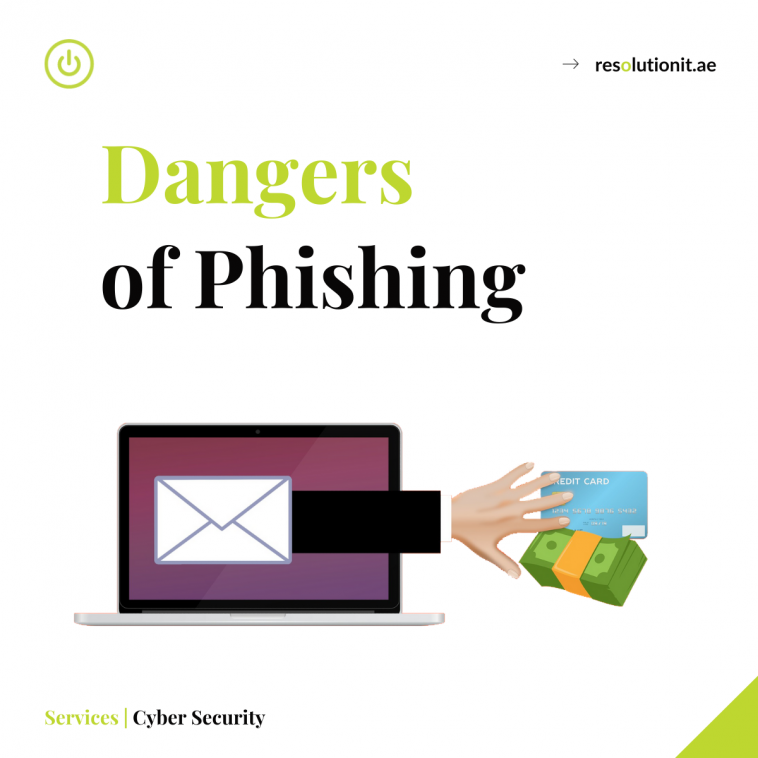 The Dangers of Phishing.