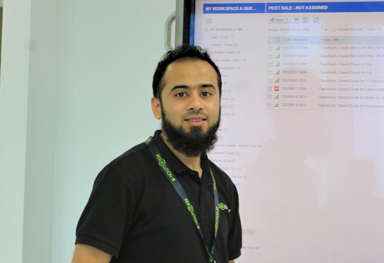 #MeetThe ResolutionTeam: Mohammed Rafi