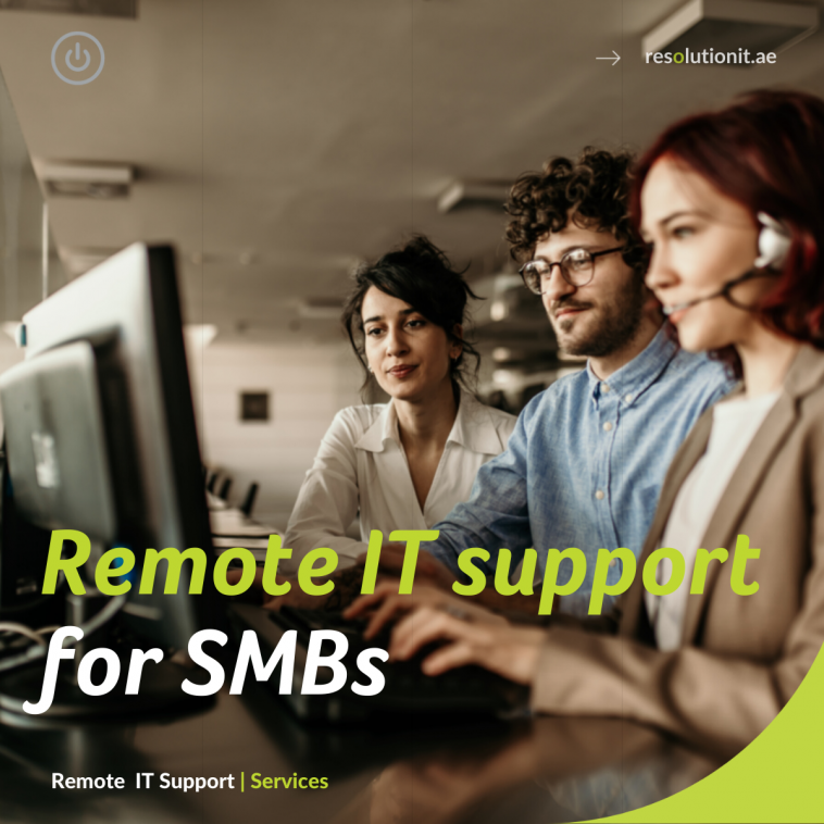 The importance of remote IT support for SMBs.