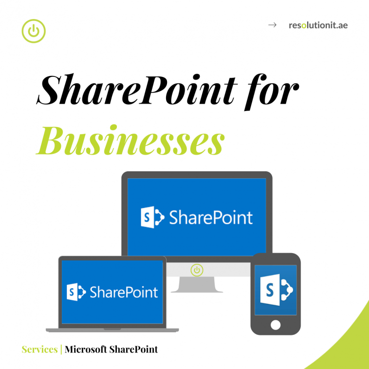 SharePoint for Businesses