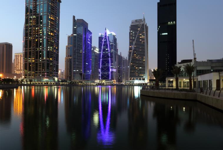 New Offices in Dubai