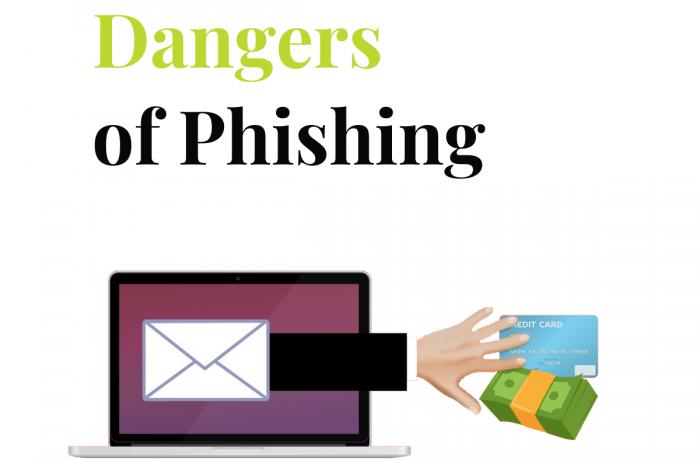 The Dangers of Phishing.